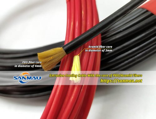 PBO/aramid Fiber Cable