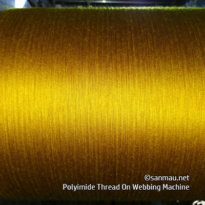 best-fire-bearing-material-polyimide-webbing