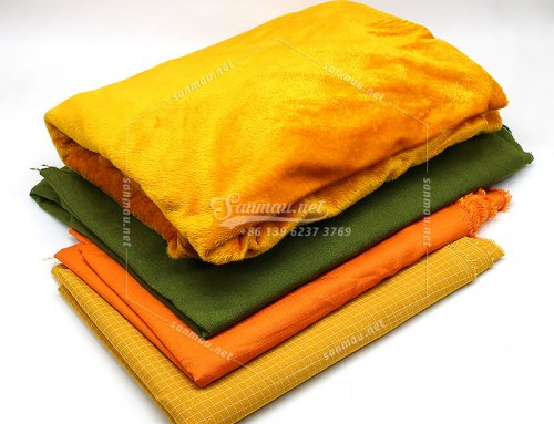 Fireproof Polyimide Fabric
