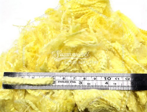 Aramid Short Fiber Staple