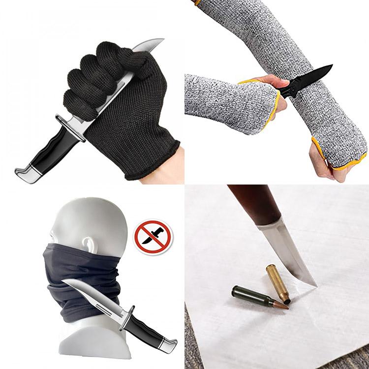 anti-cutting bite resistant cut proof stab resistant cut resistant stab proof Fabric