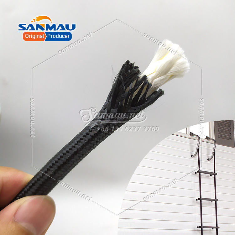 Fire Escape rope Nonflammable Rope