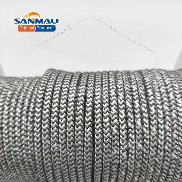 Anti-static rope static eliminator industrial static control rope Conductive rope