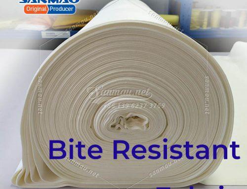 Bite Resistant Fabric